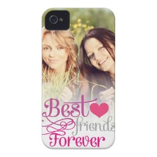 BFF   Fashion Bes Friends Forever wih Phoo iPhone 4 Case Mae Cases