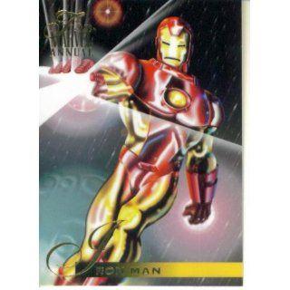 1995 Fleer Flair Marvel Annual Card #133  Iron Man