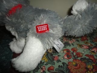 Hallmark Christmas Jingle Husky Plush Interactive Toy Battery Operated