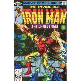 Iron Man (1st Series) #134: David Michelinie, Bob Layton