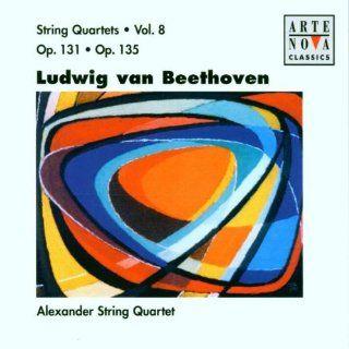 Beethoven Vol. 8 String Quartets, Opp. 131 & 135 Music