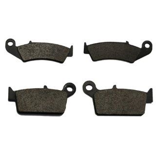 Volar A VMFA125+VMFA131 ae 11 Kevlar Carbon Front and Rear Brake Pad