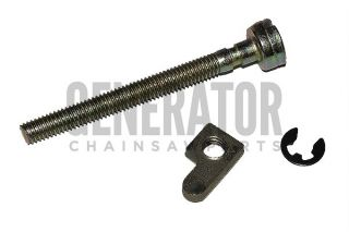 Husqvarna 136 137 141 142 Chain Tensioner Adjuster Guide Parts