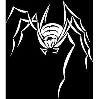 Spider insect tribal vinyl window decal sticker 043