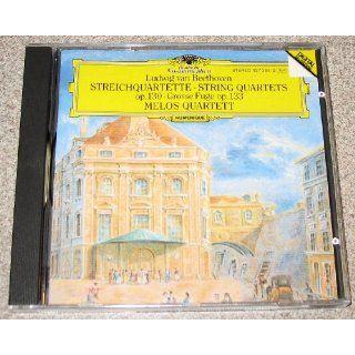 Beethoven String Quartets 130 133 Music