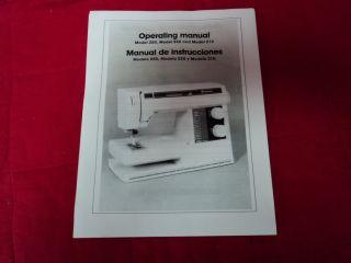 viking 210 sewing machine