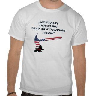 Osama Bin Laden Meet the Hammer Bumper Stickers