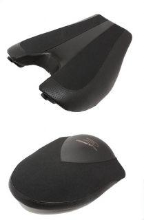 HYOSUNG GT125R GT250R GT650R Front Rear Black Carbon Tuning Seat Parts