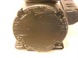 USED SPX AUTO MID RISE LIFT/HOIST HYDRAULIC PUMP & TANK, 1HP, 115 VOLT