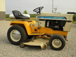 IH Cub Cadet 1250 Riding Lawn Mower Hydrostatic