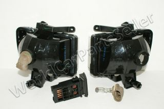 02 05 Hyundai Getz Fog Lamps Driving Lights with Button
