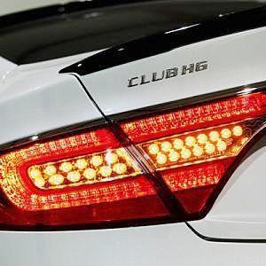 Turn Signal LED Tail Light Lamp DIY Kit for Hyundai 11 azera HG