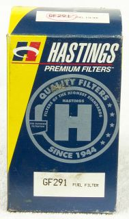 New GF291 Hastings Gas Fuel Filter Fits Hyundai Accent Scoupe