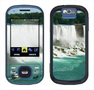The Falls Skin Vinyl Decal Wrap for Samsung Exclaim Cell Phone