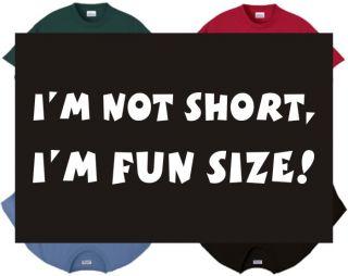 Shirt Tank not Short IM Fun Size Little Small