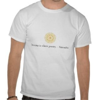 Kahlil Gibran ART Quote on a T shirt