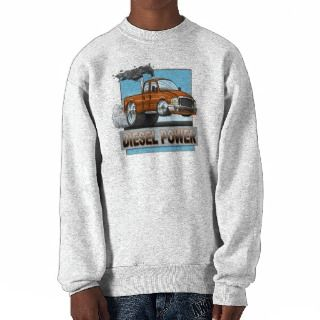 Ford Dually Drag Truck Sweatshirts