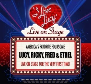 Theater Tickets I Love Lucy Live on Stage Meet Greet with The Shows