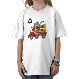 Scrap Metal Collector T Shirts