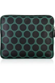Marc Jacobs Polka dot leather iPad case