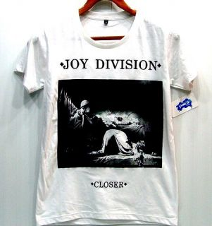 Joy Division Closer Ian Curtis Vtg Punk Rock T Shirt S