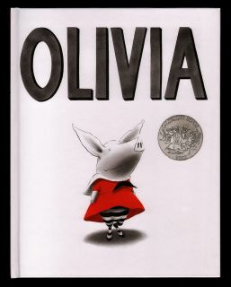 Olivia Original First Title New Hardcover Mint by Ian Falconer