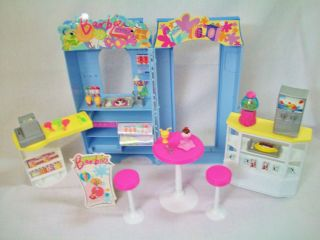 Mixed Lot Cafe/Bake Shop/Ice Cream Parlor/Candy Shop & Accessories