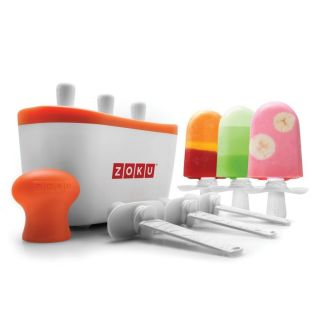 Zoku Quick Ice Cream Pop Maker