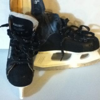 Youth Ice Hockey Skates Bauer Charger Size 3