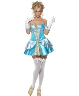 Sexy Halloween Adult Princess Cinderella Costume
