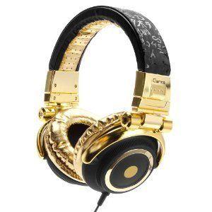 New Idance DISCO100 Recording Studio Pro DJ Audio Headphones in Line