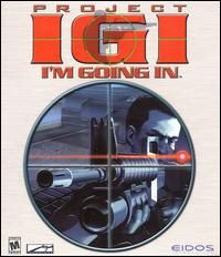 Project IGI: Im Going In PC CD Special Air Service agent war FPS