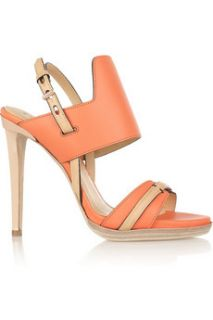 Reed Krakoff Two tone leather sandals