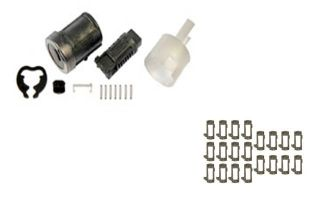 Dorman 924 710 Ignition Lock Cylinder Rebuild Kit  Uses Your Original