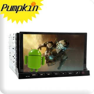 DIN in Dash Car DVD Player Radio Stereo GPS Nav System WiFi