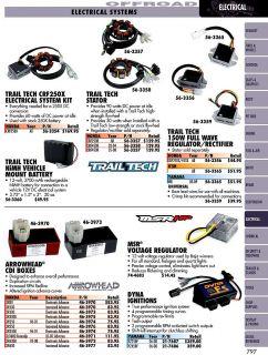 Arrowhead CDI Box Honda XLV600 Electrical Other IHA6001