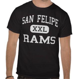 San Felipe Rams Middle School Del Rio Texas Tees