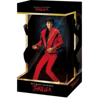 Michael Jackson Doll Collection # 2 Thriller NEW PLAYMATES TOYS Figure
