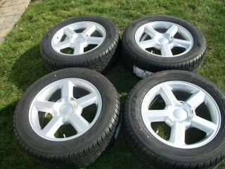 20 LTZ Tahoe Tires Wheels Suburban Avalanche Silverado New Hyper