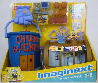 PLAYSET SpongeBob Squarepants Fisher Price Imaginext Toys R Us 2012