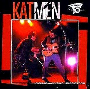 Darrel Higham Katmen CD Stray Cats Imelda May Rockabilly