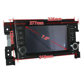 In Dash Car DVD Player GPS Navi for Suzuki Grand Vitara SAT Navigation