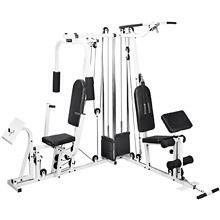 Impex Marcy Multi Station Home Gym MWM1800 Summers Coming Dual Stack