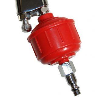 Disposable Inline Air Water Filter Paint Spray Gun Tool