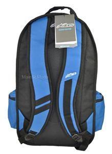 New Alpinestars Impulse Pack Backpack Book Bag Blue Laptop Padded