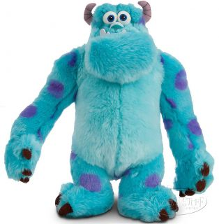 Monsters Inc Sulley Large Stuffed Plush Doll Monsters Inc New