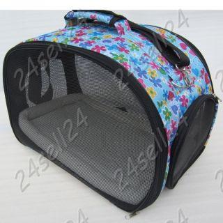 Pet Carrier Dog Cat Shoulder Tote Travel Bag Cage 16 9x9 8x11 8 inch