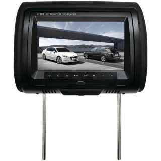 Concept 9 in Chameleon Headrest Monitor With Built In Dvd Player Touch