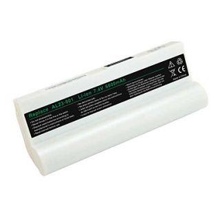 reemplazo de la batería del ordenador portátil A22 901B para el Asus