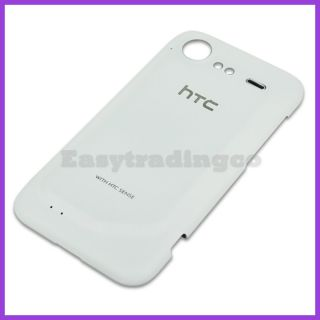 Original Battery Cover Door for HTC Incredible s S710E White